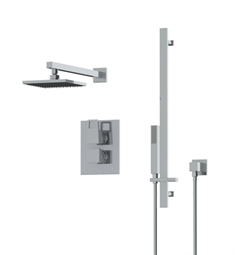 Watermark 35-6.75TO Edge Thermostatic Shower Set with Handshower