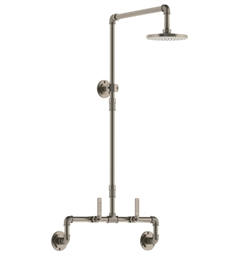 Watermark 38-6.1-EV4 Elan Vital Exposed Wall Shower System