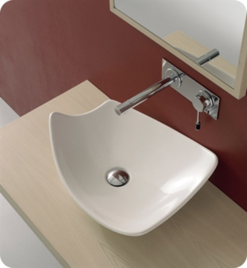 Nameeks 8051 Scarabeo Bathroom Sink