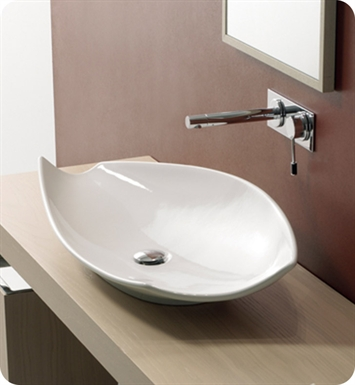 Nameeks 8052 Scarabeo Bathroom Sink