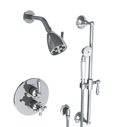 Watermark 310-6.75TO Hampshire Thermostatic Shower Set with Handshower