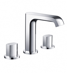 Fresca FFT3906CH Tusciano Widespread Mount Bathroom Faucet in Chrome