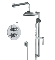Watermark 321-6.75TO Stratford Thermostatic Shower Set with Handshower