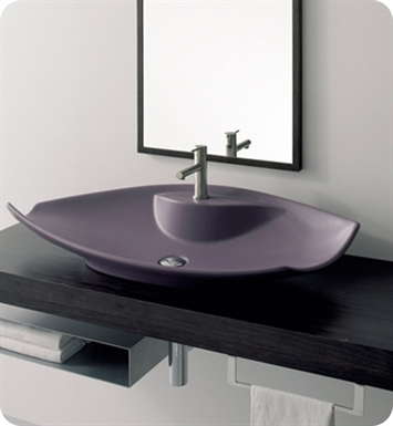 Nameeks 8054-R Scarabeo Bathroom Sink