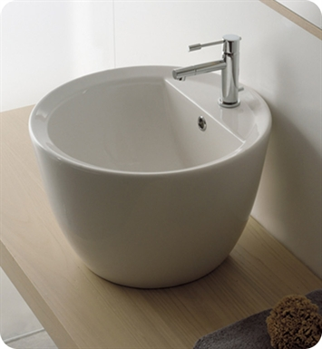Nameeks 8055-R Scarabeo Bathroom Sink
