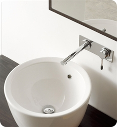 Nameeks Scarabeo Bathroom Sink 8055-A