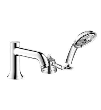 Hansgrohe 04133920 Talis C 3 Hole Thermostatic Tub Filler Trim With Finish: Rubbed Bronze