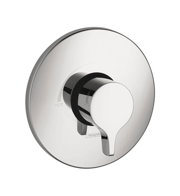 Hansgrohe 04355820 SE Pressure Balance Trim With Finish: Brushed Nickel