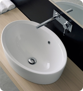 Nameeks 8056-A Scarabeo Bathroom Sink