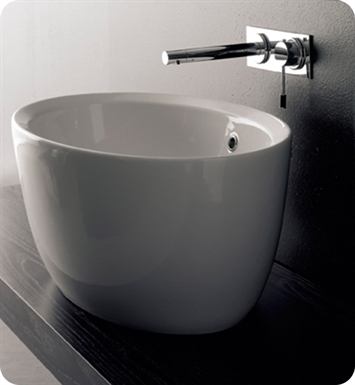 Nameeks 8056 Scarabeo Bathroom Sink