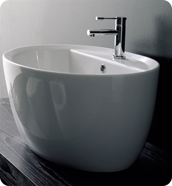 Nameeks 8056-R Scarabeo Bathroom Sink