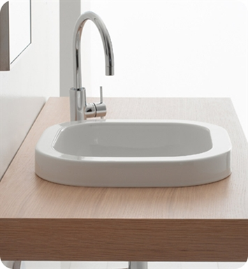 Nameeks 8047-A Scarabeo Bathroom Sink