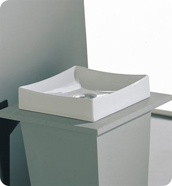 Nameeks 8040 Scarabeo Bathroom Sink