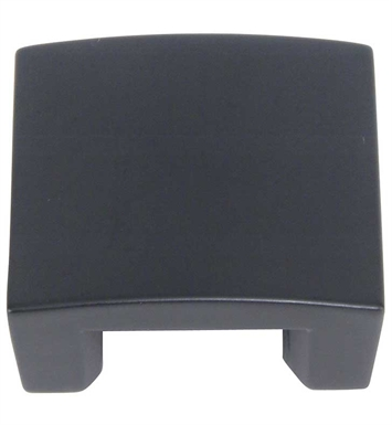 "Atlas Homewares 254BL 1-3/4"" Cabinet Knob from the Centinel Collection With Finish: Matte Black"