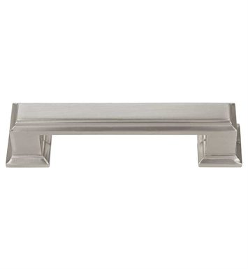 "Atlas Homewares 291CH 3-7/8"" Cabinet Pull from the Sutton Place Collection With Finish: Polished Chrome"