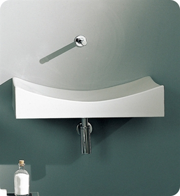 Nameeks 8039 Scarabeo Bathroom Sink