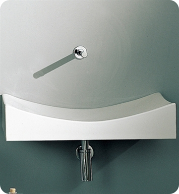 Nameeks 8038 Scarabeo Bathroom Sink