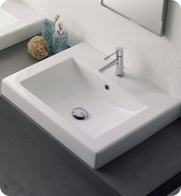 Nameeks 8007-A Scarabeo Bathroom Sink