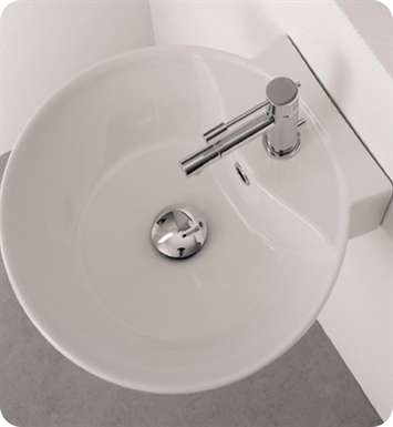 Nameeks 8009-R Scarabeo Bathroom Sink