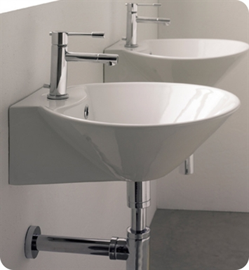 Nameeks 8010-R Scarabeo Bathroom Sink