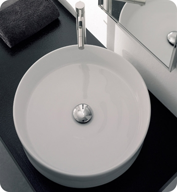 Nameeks 8029 Scarabeo Bathroom Sink