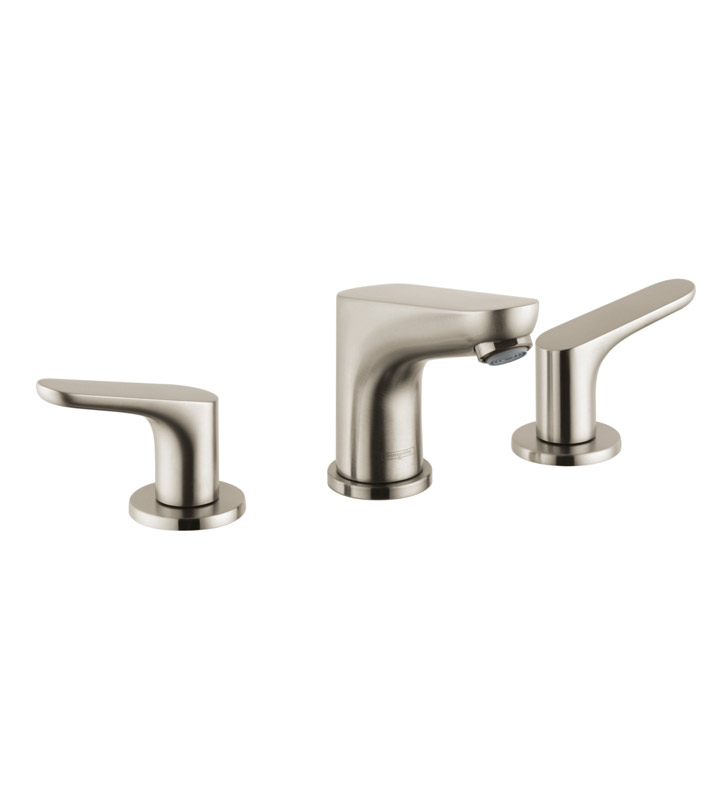 hansgrohe 04369 focus 100 widespread faucet. Black Bedroom Furniture Sets. Home Design Ideas