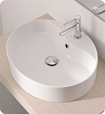 Nameeks 8030-R Scarabeo Bathroom Sink
