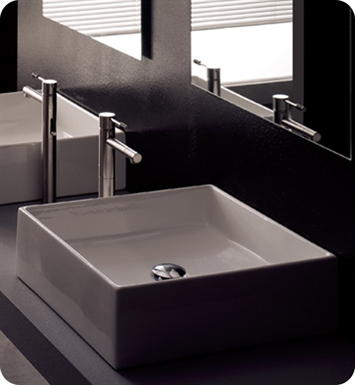 Nameeks 8031 Scarabeo Bathroom Sink