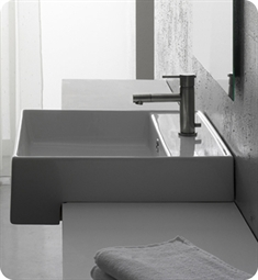 Nameeks Scarabeo Bathroom Sink 8031-D