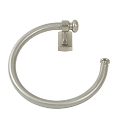 "Atlas Homeware 8"" LGTR Towel Ring from the Legacy Collection"