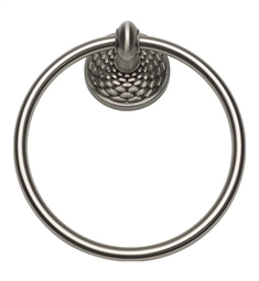 "Atlas Homewares MANTR 6-3/4"" Towel Ring from the Mandalay Collection"