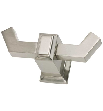 "Atlas Homewares SUTTHPN 3-3/4"" Robe Hook from the Sutton Place Collection With Finish: Polished Nickel"