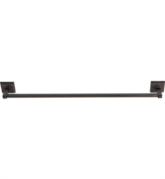 "Atlas Homeware 26-1/8"" -CRATB24-VB Towel Bar from the American Arts and Crafts Collection"