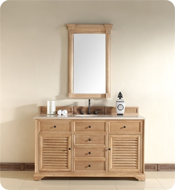 James Martin 238 104 5321 Savannah 60 Bathroom Vanity In