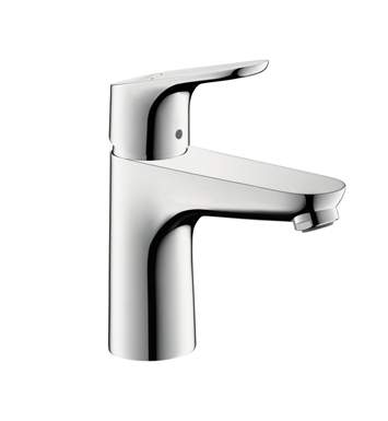 Hansgrohe 04371820 Focus 100 Single Hole Faucet With Finish: Brushed Nickel