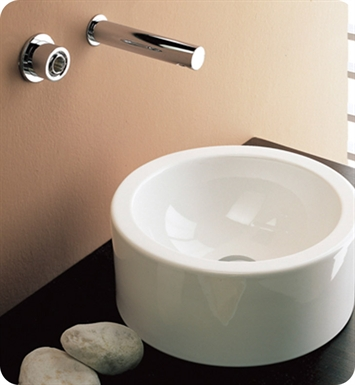 Nameeks 8034 Scarabeo Bathroom Sink