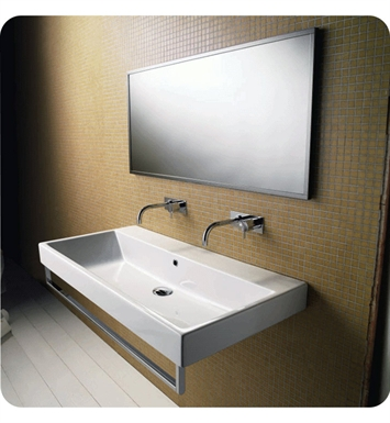 Catalano 110ZE00 Zero 100 Single Sink Washbasin