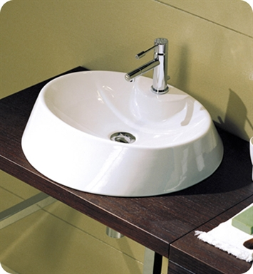 Nameeks 8041-R Scarabeo Bathroom Sink