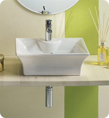 Nameeks 8006 Scarabeo Bathroom Sink