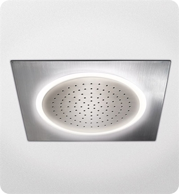 TOTO TS624KG#CP Legato® Ceiling-Mount Showerhead with LED Lighting With Finish: Polished Chrome