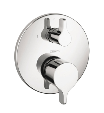Hansgrohe 04448000 SE Pressure Balance Trim with Diverter With Finish: Chrome