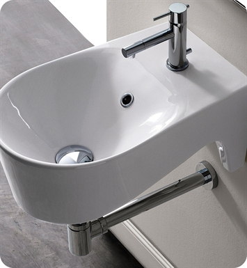 Nameeks 8502 Scarabeo Bathroom Sink