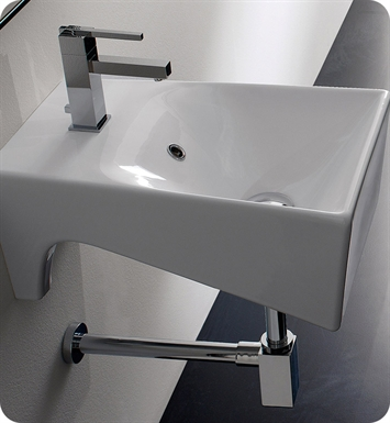 Nameeks 8503 Scarabeo Bathroom Sink