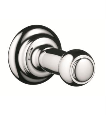 "Hansgrohe 06099000 C 1 5/8"" Robe Hook With Finish: Chrome"