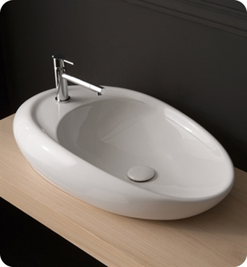 Nameeks 8602 Scarabeo Bathroom Sink