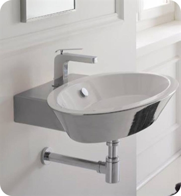 Nameeks 2003 Scarabeo Bathroom Sink