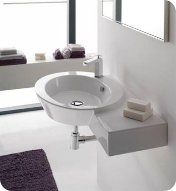 Nameeks 2011 scarabeo bathroom sink for Nameeks bathroom sinks