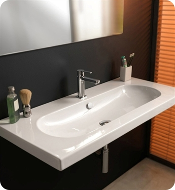 Nameeks EDW3011 Tecla Bathroom Sink