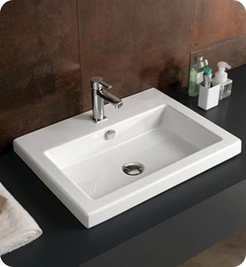 Nameeks CAN01011 Tecla Bathroom Sink