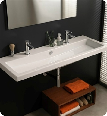 Nameeks CAN05011 Tecla Bathroom Sink